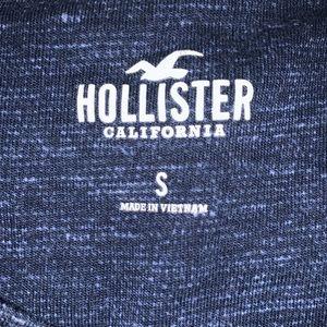 Ombré Hollister Long Sleeve Shirt
